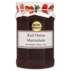 RED ONION MARMALADE JARS 340G