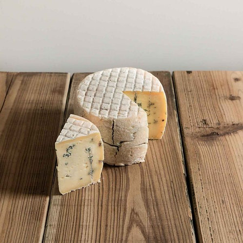 CORNISH BLUE CHEESE APPROX 1KG