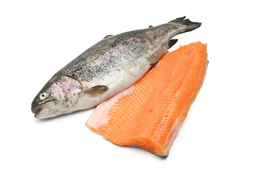 WHOLE TROUT DEVONSHIRE 397G FROZEN