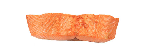 Hot Smoked, Honey Glazed Kiln Roast Salmon