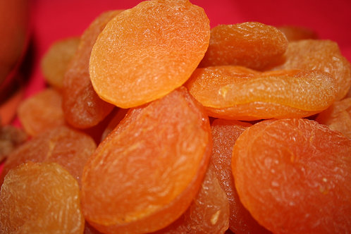 APRICOTS DRIED WHOLE MEDIUM 1KG