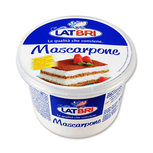 MASCAPONE 500G