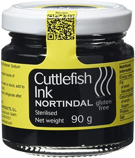 SQUID/CUTTLEFISH INK 90G JAR
