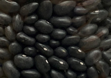 BLACK TURTLE BEANS DRIED 1KG