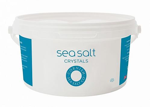 CORNISH SEA SALT 1KG FLAKES