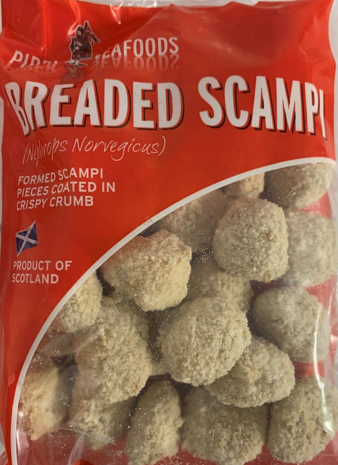 PIPERS FROZEN SEAFOOD SCAMPI 454G