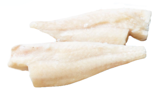 FROZEN COD SKINLESS IQF 280-340G (12 Fillets per box)