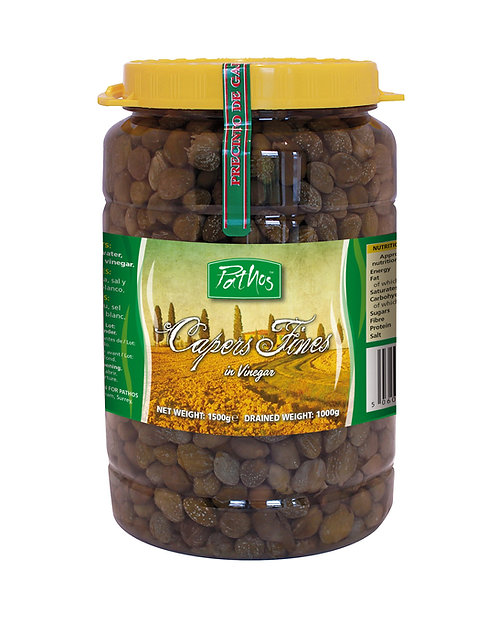 CAPERS SURFINE 1.5KG TUB