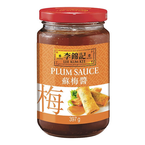 PLUM SAUCE JAR 400ML