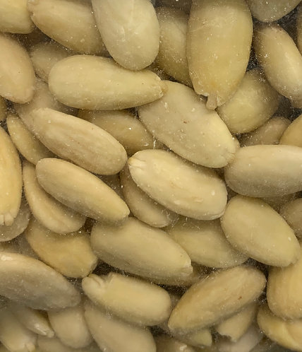 ALMONDS WHOLE BLANCHED 1KG