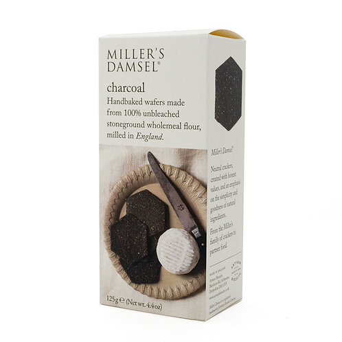 CHARCOAL WHEAT WAFERS 125 G