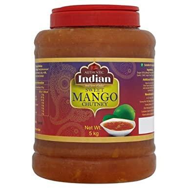 MANGO CHUTNEY 5KG
