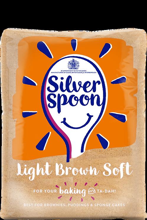 LIGHT BROWN SUGAR 3KG