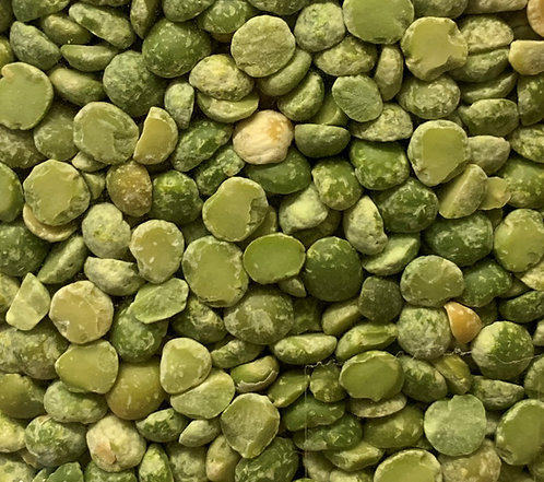GREEN SPLIT PEAS 1 KG