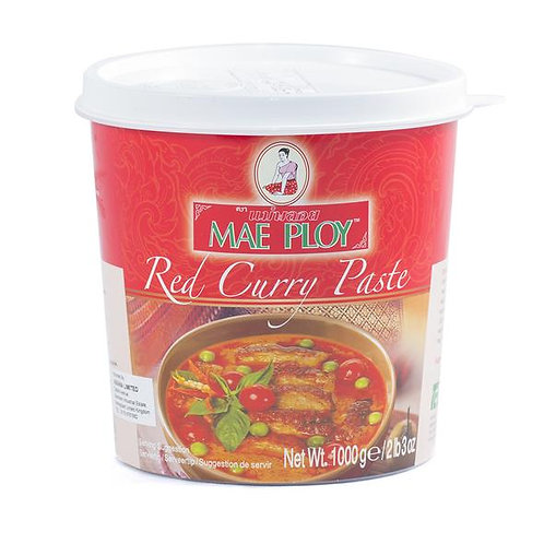 MAE PLOY THAI RED CURRY PASTE 1KG