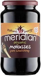 MERIDIAN BLACKSTRAP MOLASSES 740GM