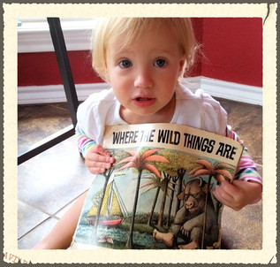 Toddler Book Club: Where the Wild Things Are