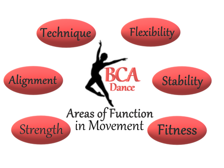 6 Areas of Function in Movement Every Dancer Needs to Be Successful