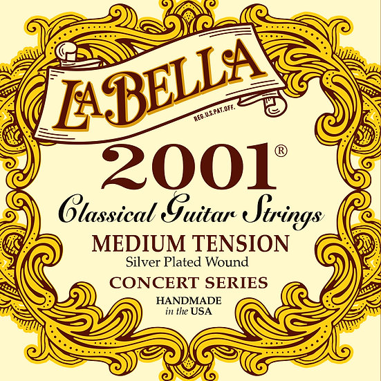 2001 Classical- Medium Tension