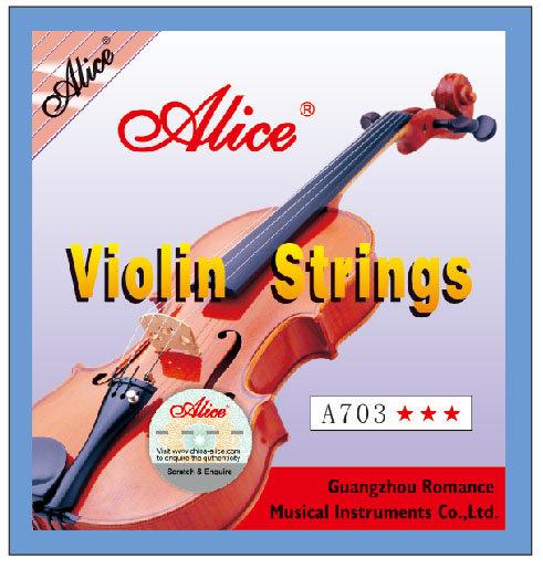 ALICE Violin Strings A703