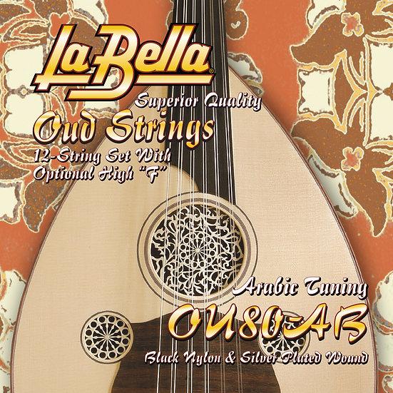 OU80A-B Oud, Arabic Tuning