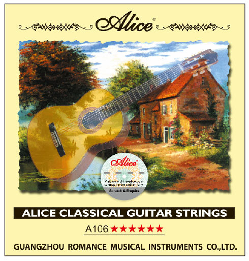 ALICE Classic Guitar Strings A106