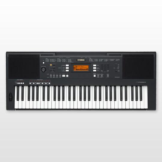 Yamaha Oriental Keyboard PSR-A350 + Power Adaptor