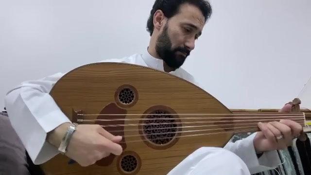 عود سوري صناعة زرياب / الشكل التركي