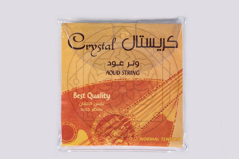 """Crystal Oud Strings """"F-F"""""""