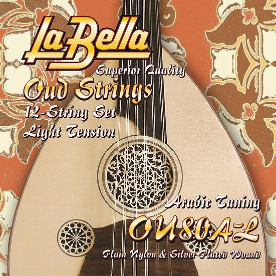 OU80A-L Oud, Arabic Tuning