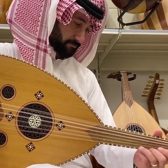 عود سوري صناعة زرياب موديل الشامي