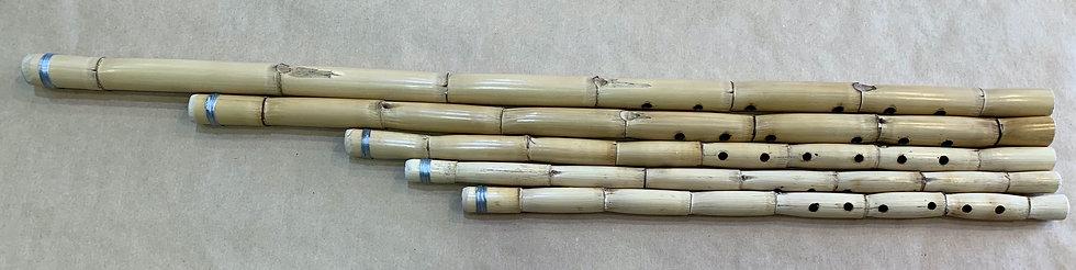 Wood Egyptian Bayumi Flute - 5 Sizes