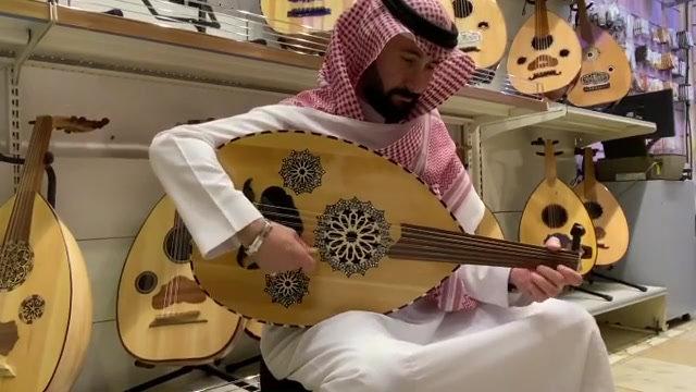 عود مصري لوكس صناعة جمال عبد العزيز