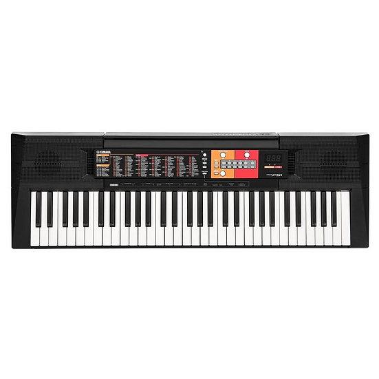 Yamaha Psr-F51 Oriental Keyboard + Power Adaptor