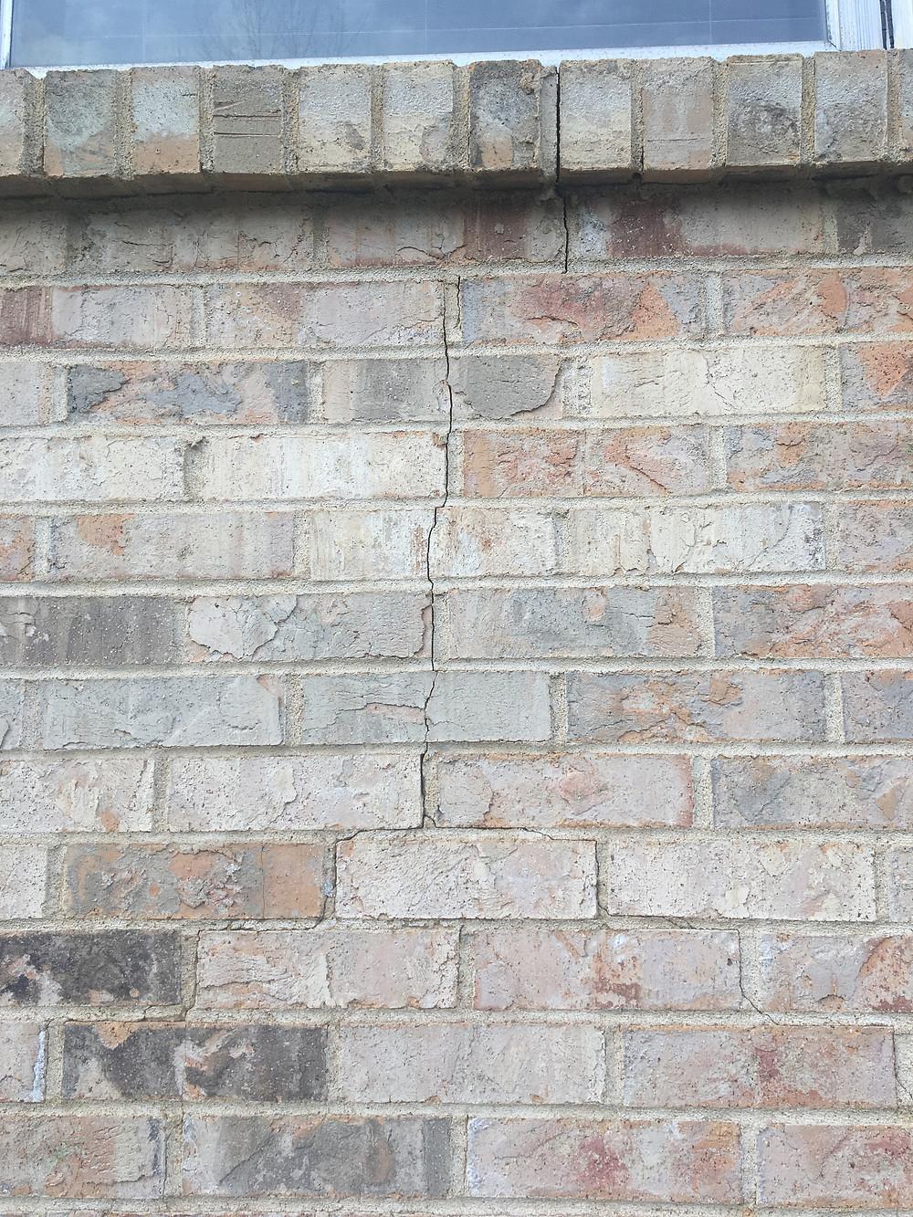 home angle cracks