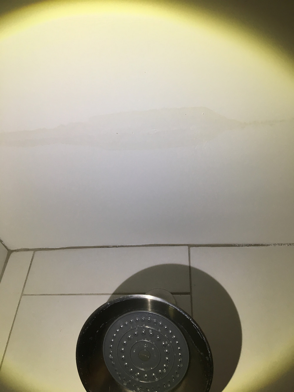 bathroom leaking