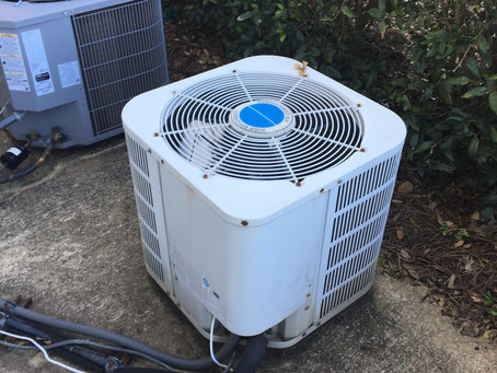Inspecting Your A/C Unit