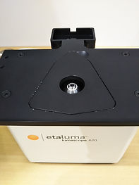 蛍光顕微鏡の使い方 - 設置方法4