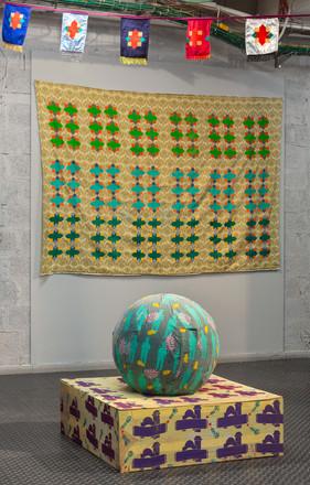 Faithful Conjunction, Art Cube Artist's Studios, 2018