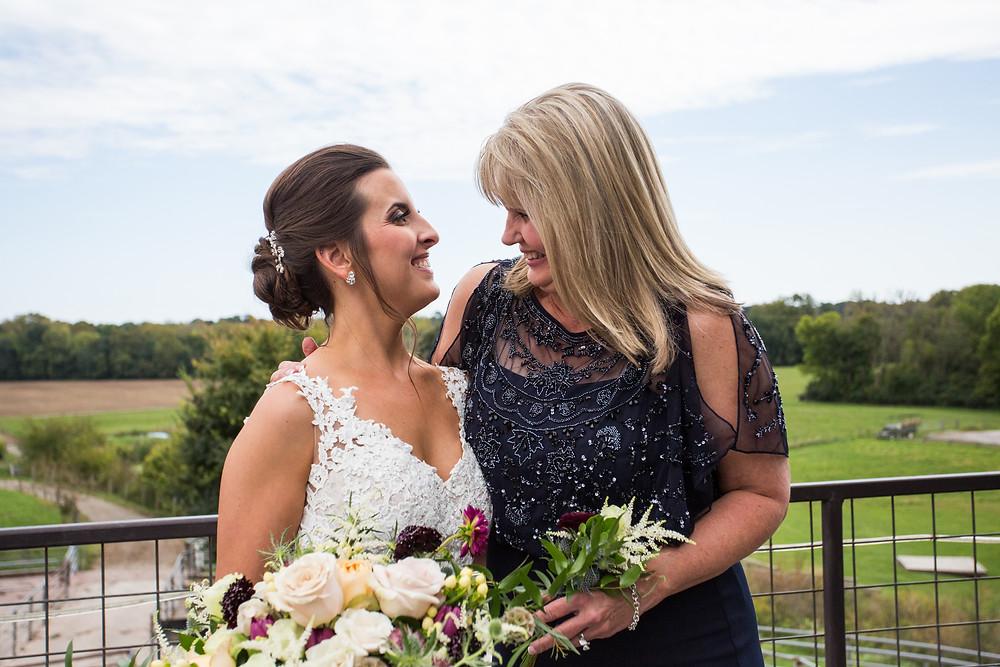 Fall Wedding at Trader's Point Creamery + Miss Cara Photography