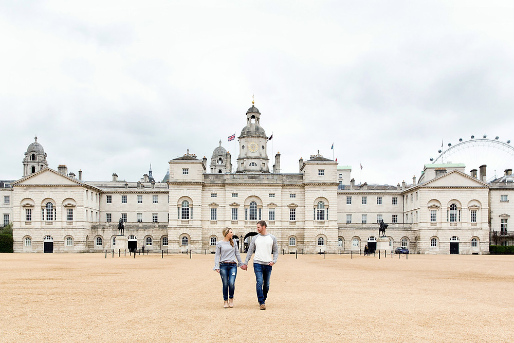 Lucy Williams Photography Captures Couple in London