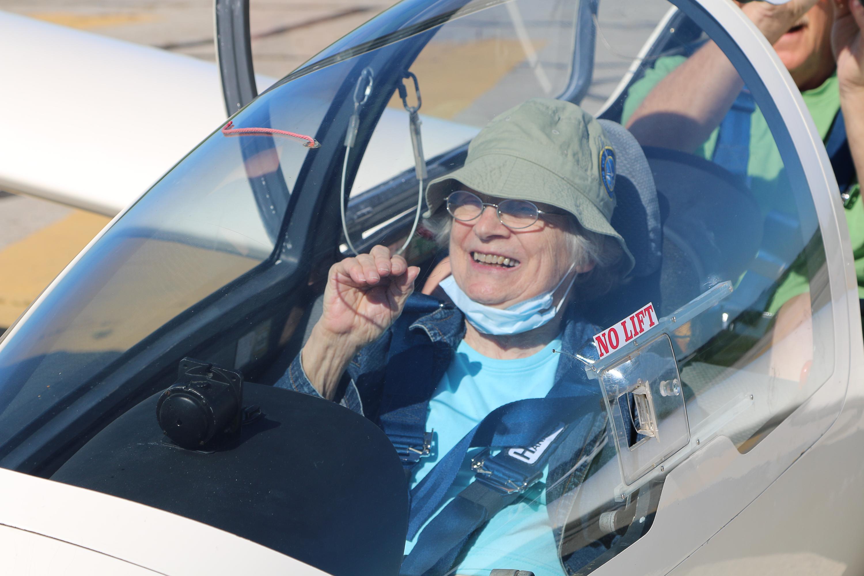Grandma Betty Glides