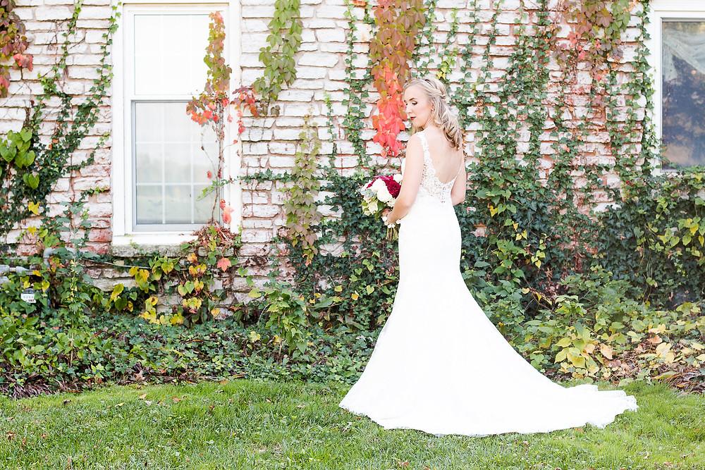 Coxhall Gardens Bride 2018