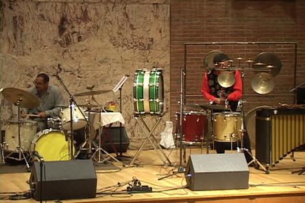 Percussion Concept W/ Warren Smith