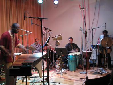 Percussion Concept Live