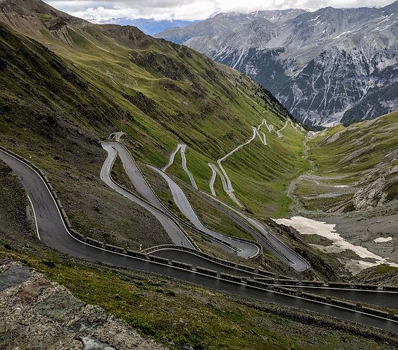 Stlvio Pass Nord Seite