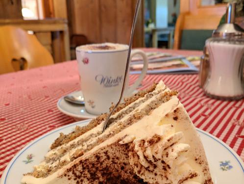 Cafe & Kuchen im Winkelstüberl