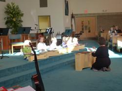 Pre-School Orff Ensemble