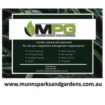 Munns Parks & Gardens