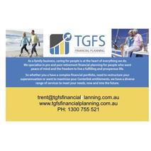 TGFS Financial Planning